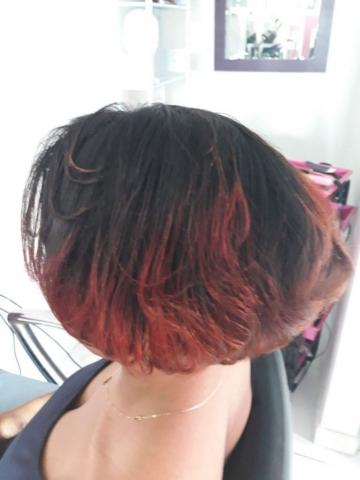 Fabie Dom Hair - Coiffure femme coupe carrée