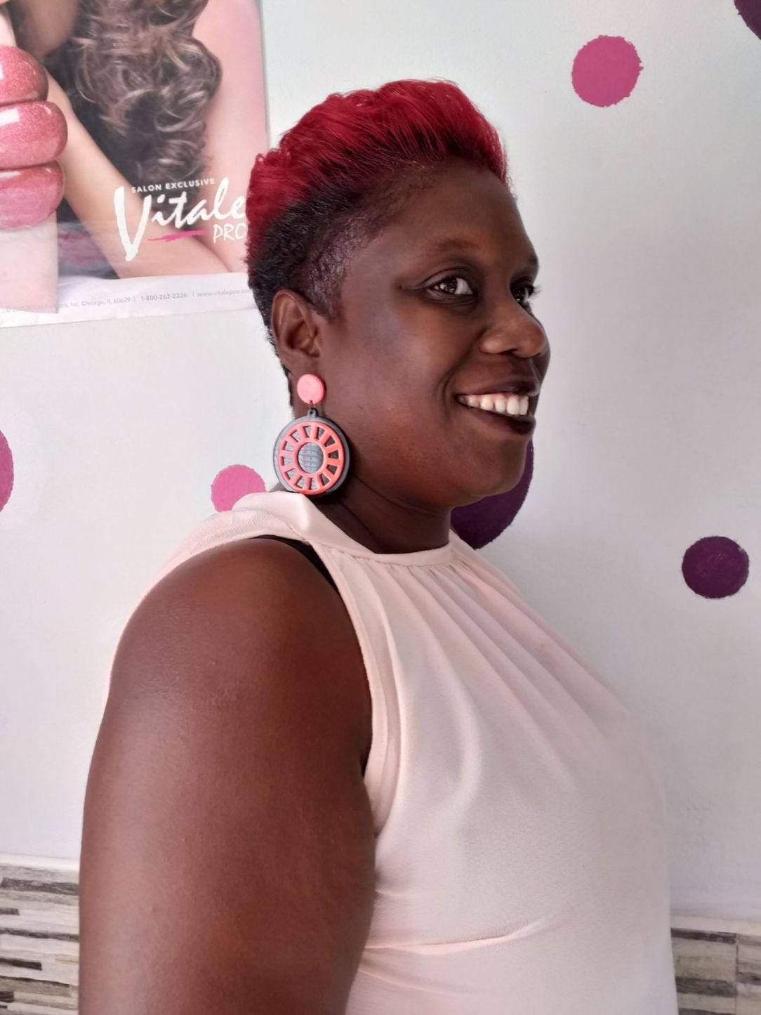 Fabie Dom Hair - Coiffure femme Coupe courte dégradée
