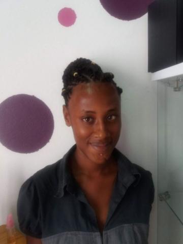 Fabie Dom Hair - Coiffure femme chignon tresses