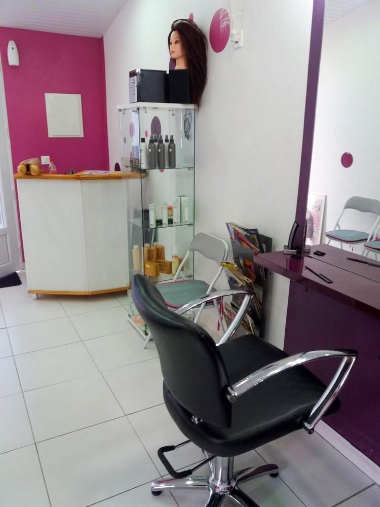 Fabie Dom Hair - Accueil Salon